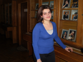 Шушанна Саргсян.