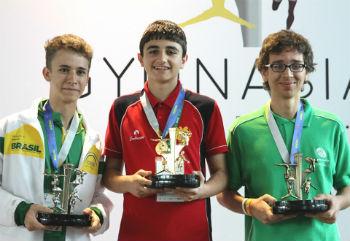 Гимназиада проводится каждые три года, следующая состоится в 2016 году в Турции.