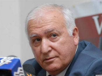 зампредседателя РПА Размик Зограбян