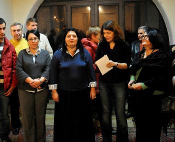 Необходимость создания сайта была озвучена на одном из ежегодных форумов переводчиков и издателей стран СНГ и Балтии.