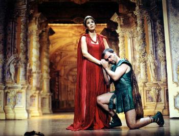 """Более двух с половиной веков понадобилось, чтобы опера Антонио Вивальди """"Тигран"""" прозвучала на Родине своего героя - Тиграна Великого."""