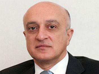 Посол Азербайджана Фахраддин Гурбанов.