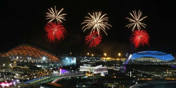 Олимпиада в Сочи.