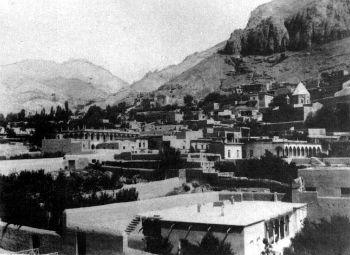 Село Агулис.