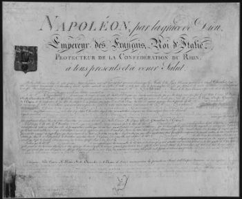 Указ императора Николая II об утверждении титула католикоса Измирляна 1909 г.