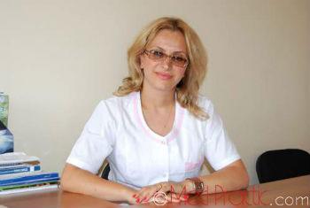 Кандидат медицинских наук, доцент Кристина Джамалян.
