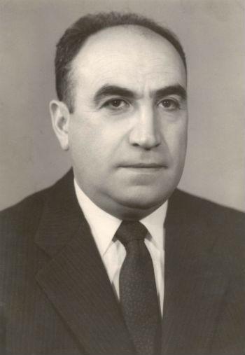 Тогдашний руководитель Армении, первый секретарь ЦК Коммунистической партии Армении Яков Заробян