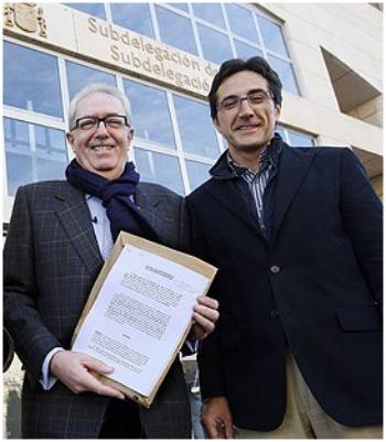 Хосе Мария Чикильо и Педро Аграмунт