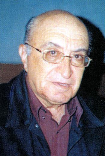 Доктор искусствоведения, член-корреспондент АН Генрик Иоаннисян.