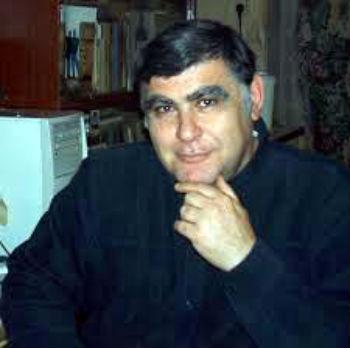 Поэт и журналист Владимир Головин