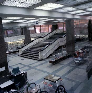 В 1986 году этот замечательный комплекс как лучшее сооружение года был удостоен приза Союза архитекторов СССР