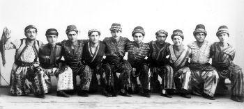 Аристакесян не только блестяще владел основами танца, был прекрасным исполнителем, но и хорошо знал армянский народный танец – Вана, Сасуна, Муша, Эрзерума…