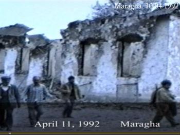 Марага. Апрель 1992г.