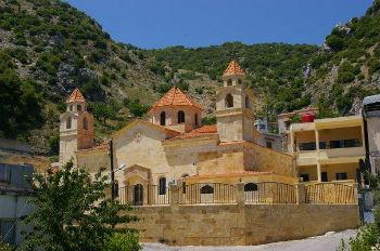 Армянская церковь в Кесабе