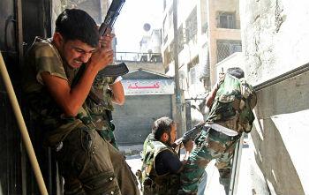 2014 год будет судьбоносным годом для Сирии