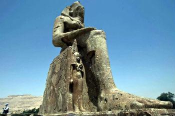 Открытие сделано на территории древнего Луксора.
