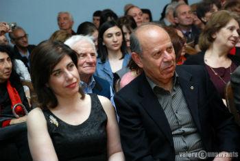Это был вечер, окончания которого не хотел никто, - настолько объединила всех встреча в Доме-музее Арама Хачатуряна.