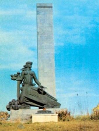 Чардахлу, родины двух маршалов СССР - О.Баграмяна и А.Бабаджаняна.