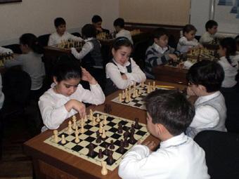 Шахматный клас