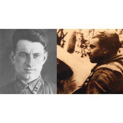 Летчик Лазарь Чапчахов (Чапчахян)