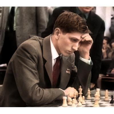 11-й чемпион мира Роберт Фишер