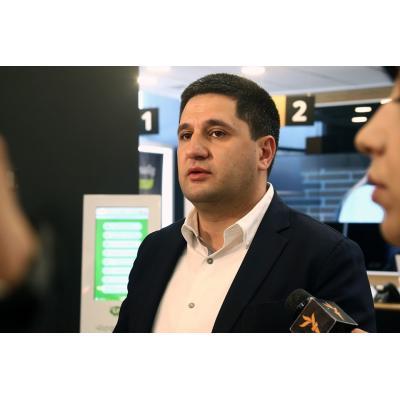 Глава компании «TEAM․Telecom Armenia» Айк Есаян