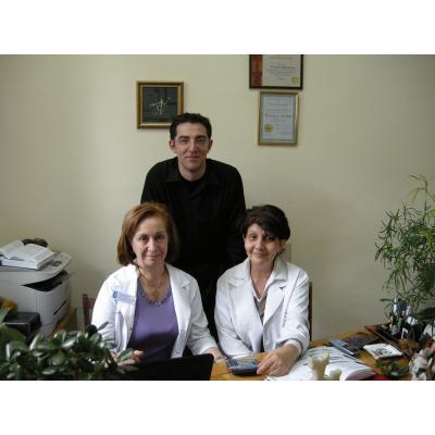 Врачи Центра медицинской генетики и первичной охраны здоровья