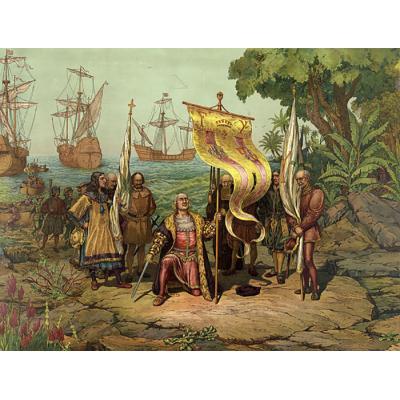 Моряк из Генуи - герой Америки