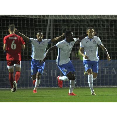 Во втором квалификационном раунде Лиги Европы 'Арарат-Армения' на своем поле победил люксембургский 'Фола Эш' со счетом 4:3 и вышел в следующий раунд турнира