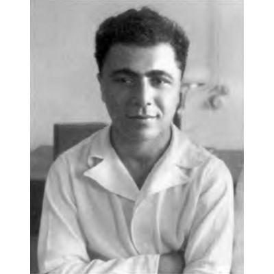 Виктор Амбарцумян в молодости