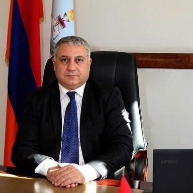 Временно исполняющий обязанности ректора Армянского государственного института физической культуры и спорта Давид Хитарян