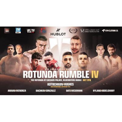 Гюмрийский боксер Оганес Бачков с победы начала свою карьеру на профессиональном ринге