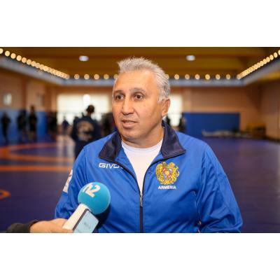 С 12 по 18 декабря в Белграде состоится розыгрыш Кубка мира по борьбе, на котором сборная Армении по греко-римской борьбе будет представлена 9 борцами