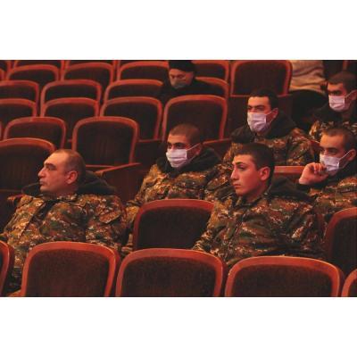 Концерт, посвященный Героям Арцахской войны