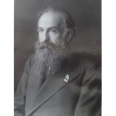 Востоковед Иосиф Орбели