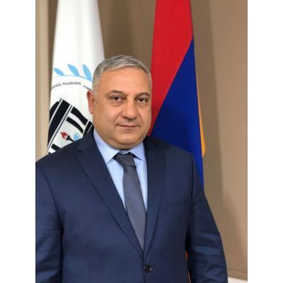 Давид Хитарян избран ректором Государственного института физической культуры и спорта Армении