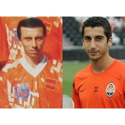 21 января исполнилось 32 года одному из лучших игроков в истории армянского футбола Генриху Мхитаряну