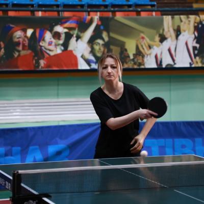 В СОО 'Динамо' состоялся чемпионат Армении по настольному теннису среди спортсменов с инвалидностью