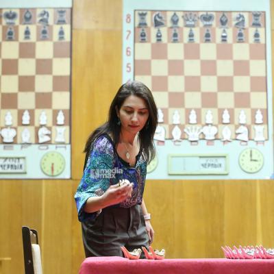 В столичном Доме шахмат имени Тиграна Петросяна стартовали чемпионаты Армении по шахматам среди мужчин и женщин
