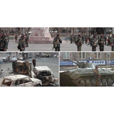 13-я годовщина событий в Ереване