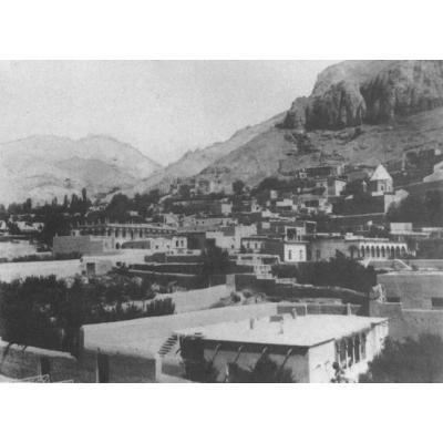 Агулис, начало ХХ века
