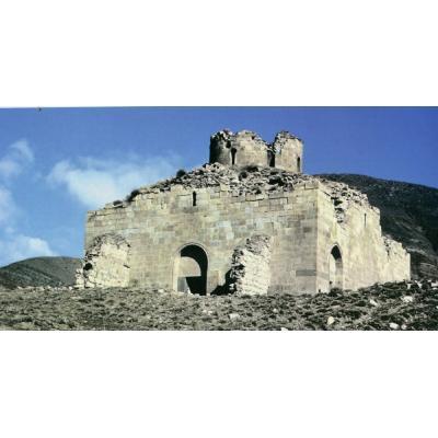В селе Чарух (ныне Джагри) 1990-е годы полностью уничтожен храм Сурб Ованес