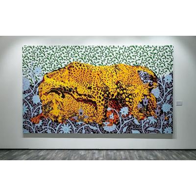 В Москве в Музее современного искусства открыта выставка 'Комната загадок' армянского художника Рафаэля МЕГАЛА (Меликян)