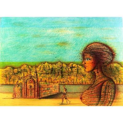 Картина Гарзу