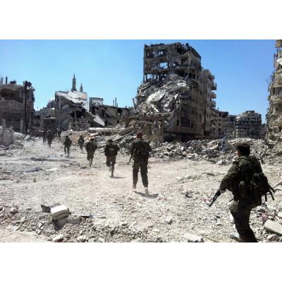 Сирия по сравнению с Арменией будет напоминать зону отдыха