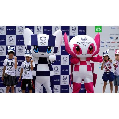 До начала Олимпийских игр в Токио остался ровно месяц
