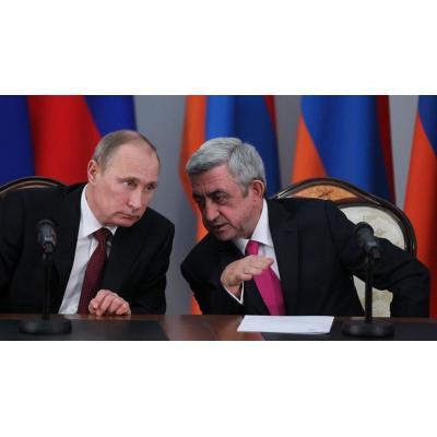 На встрече с Путиным