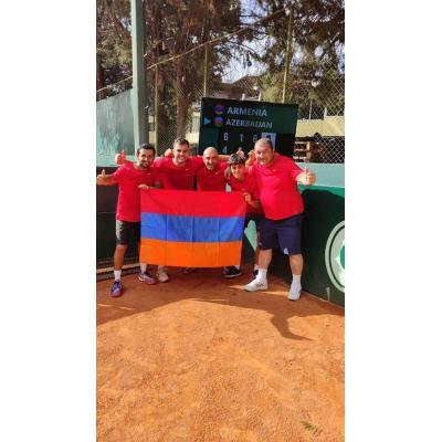 Армянский теннис в условиях пандемии