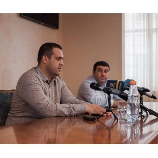 В Армении с рабочим визитом побывал президент Международной ассоциации любительского бокса (AIBA) Умар Кремлев