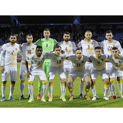 Сборная Армении по футболу в матче 7-го тура отборочного цикла ЧМ-2022 в Рейкьявике сыграла вничью с командой Исландии 1:1